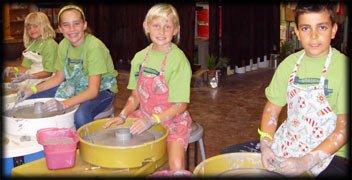 kids-potters-wheel